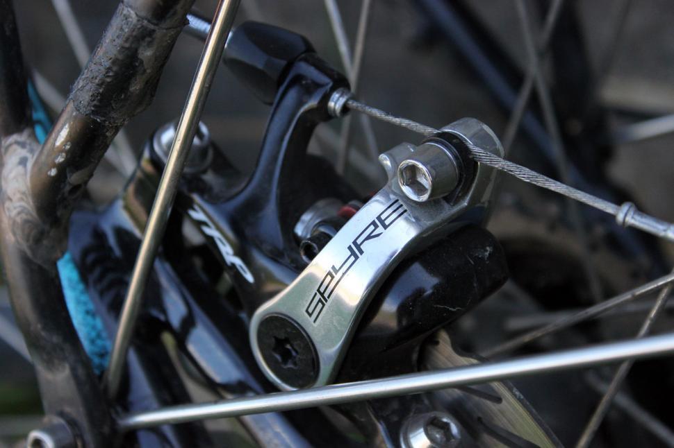 Review Trp Spyre Mechanical Disc Brake Road Cc