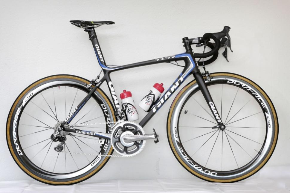 Team Giant Shimano TCR