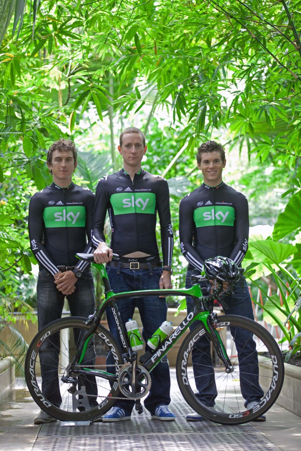 Team Sky names Tour de France line-up ddc34c669