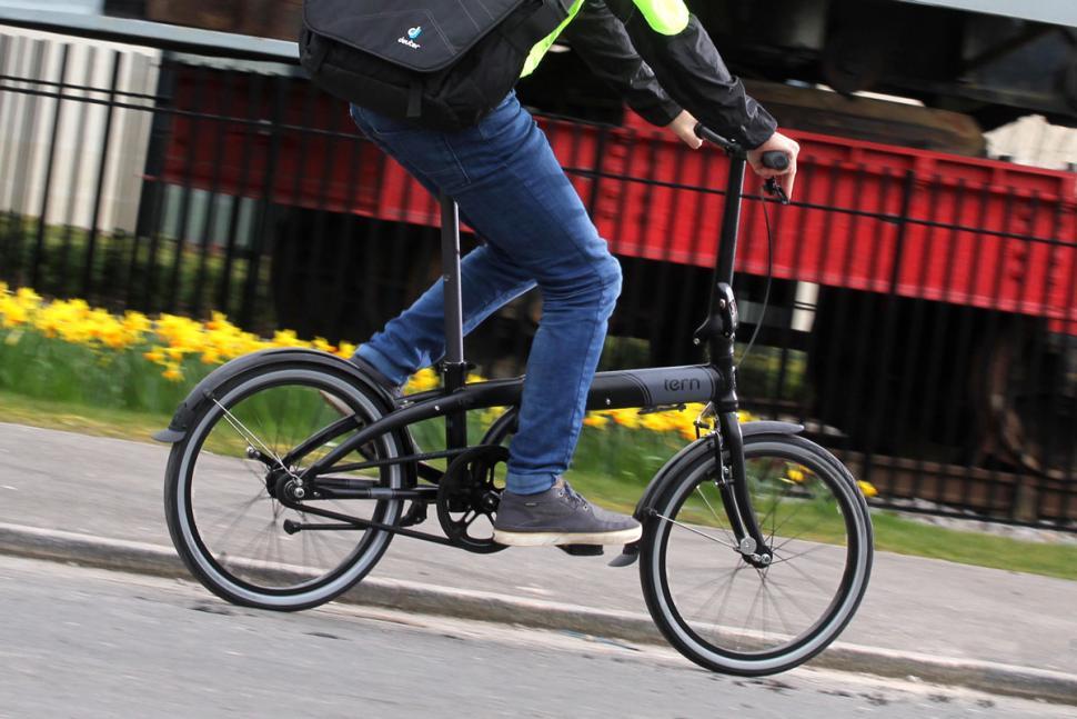 6a8f5a04d46 Review: Tern Link Uno (D1) MO folding bike | road.cc