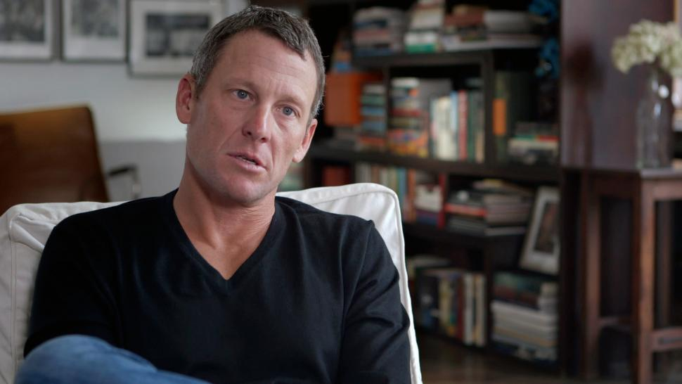 Lance Armstrong Photo by Maryse Alberti, Courtesy of Sony Pictures Classics