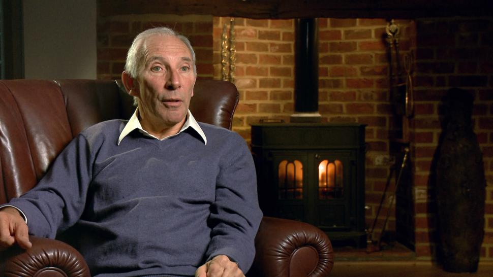 Phil Liggett Photo by Maryse Alberti, Courtesy of Sony Pictures Classics