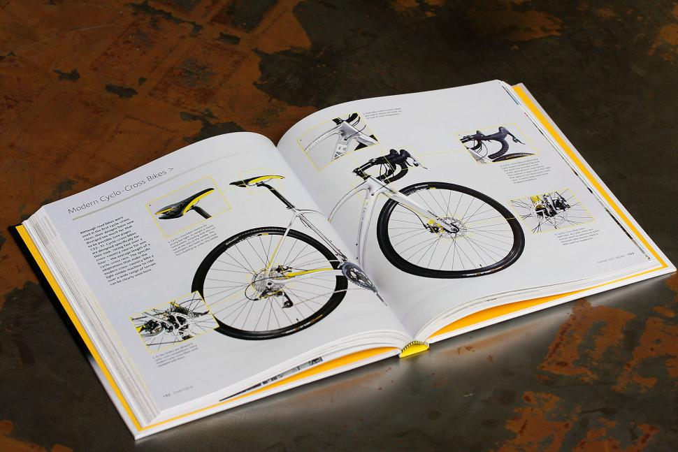 The Biography of the Modern Bike by Chris Boardman - pages