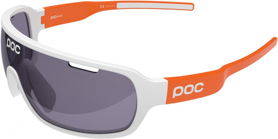 POC-DO-Blade-Performance-Sunglasses-White-Zinc-Orange-2015-PO-65011