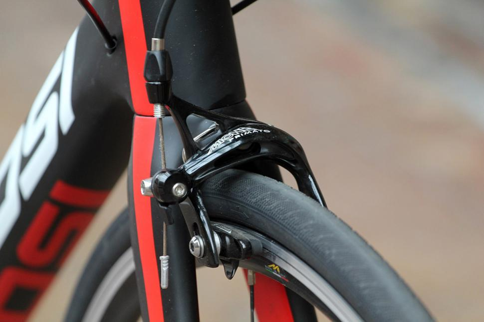 Tifosi Scalare Carbon Ultegra - front brake