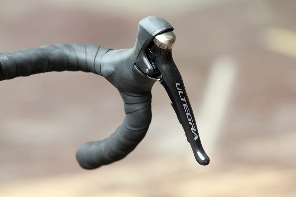 Tifosi Scalare Carbon Ultegra - shifter