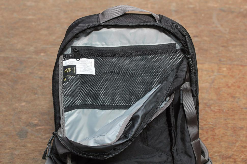 0c1151dba35 Founded by a cycle messenger in San Francisco in 1989, Timbuk2 is perhaps  better known for its messenger bags. Its Q laptop backpack is equally well  ...