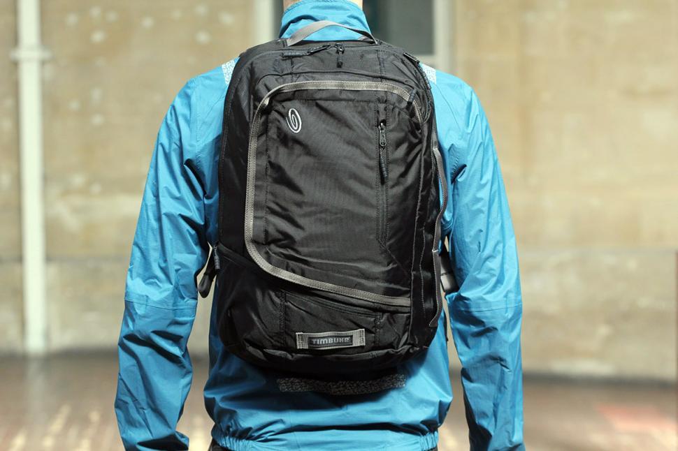 Review: Timbuk2 Q Backpack | road.cc