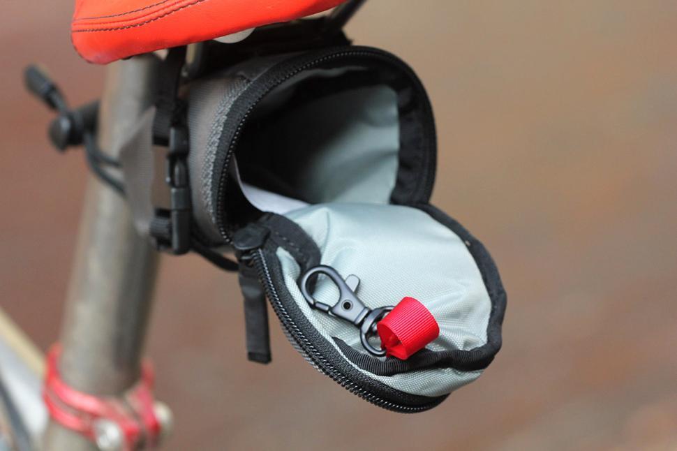 TIMBUK2 Bicycle SEAT PACK XT M Blue//Red