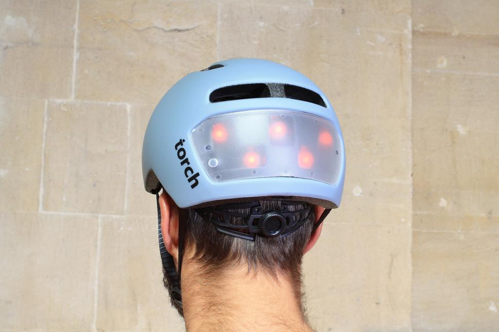Torch T2 Helmet - back