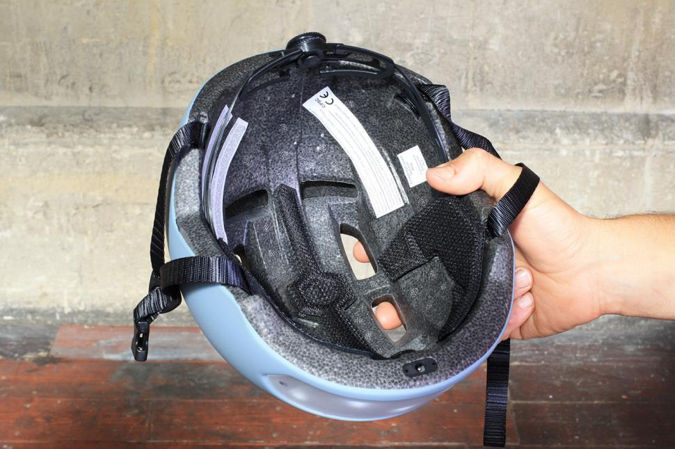 Torch T2 Helmet - inside