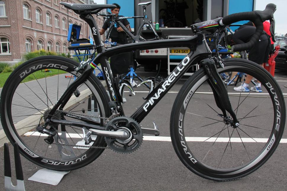 Mark Cavendish Pinarello Dogma 2