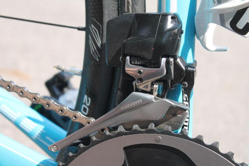 Tour de France 2015 SRAM wireless - 6