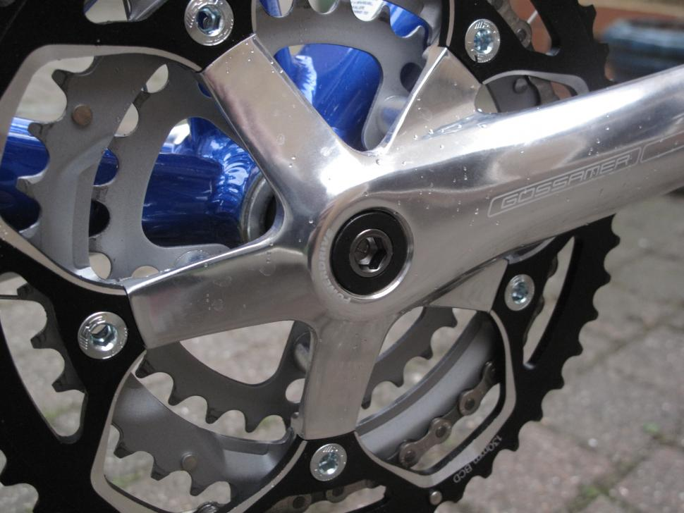 trek 7-6 triple chainset