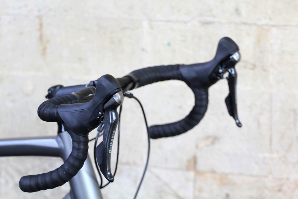 Trek Crockett 9 Disc - bars