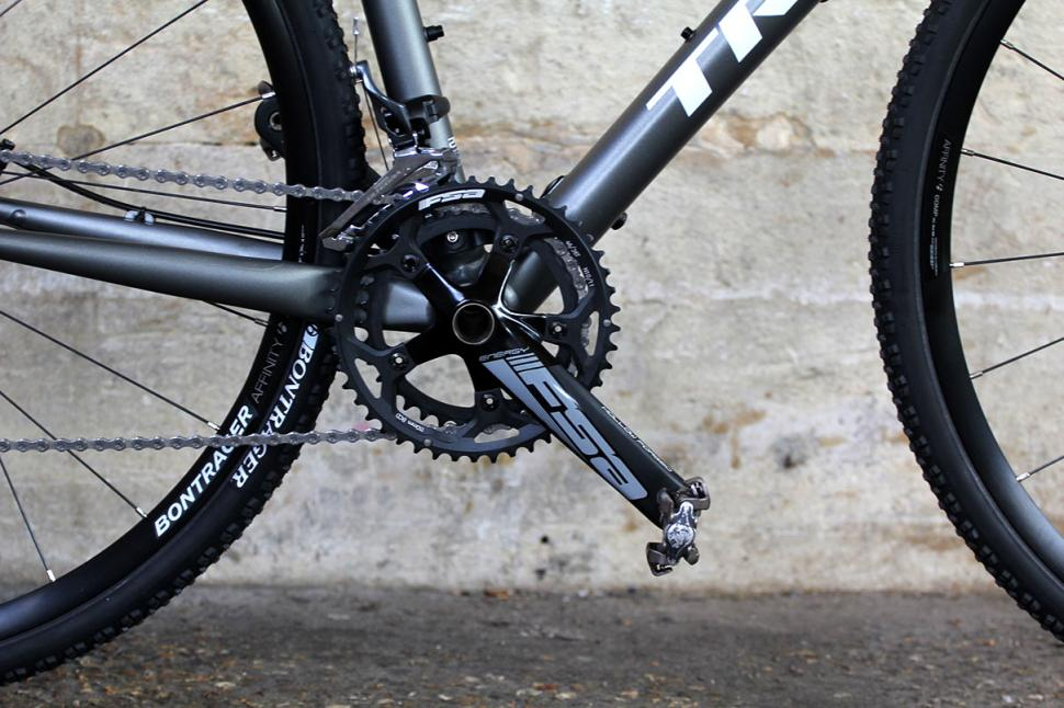 Trek Crockett 9 Disc - crank