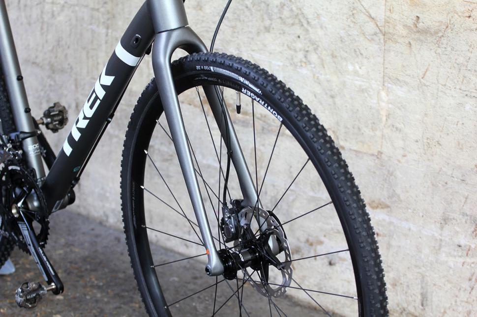 Trek Crockett 9 Disc - fork