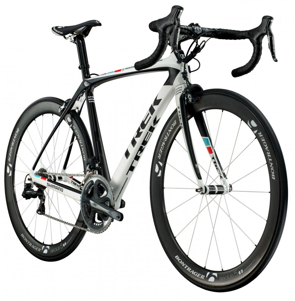 Trek Domane launch: Pave-busting road bike with… suspension + video ...