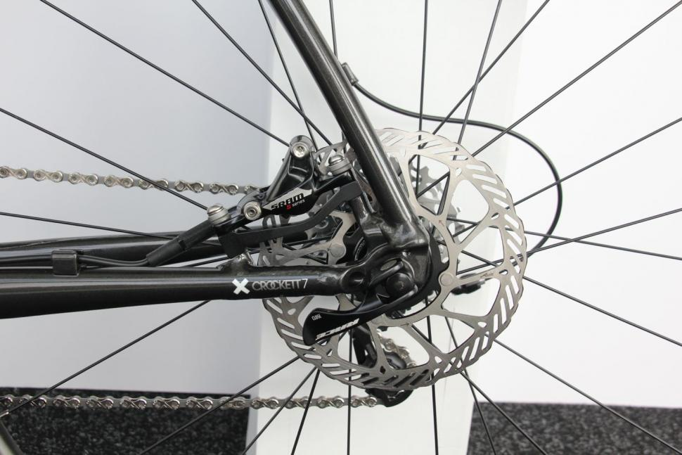 Trek Crockett 7  - SRAM disc brake