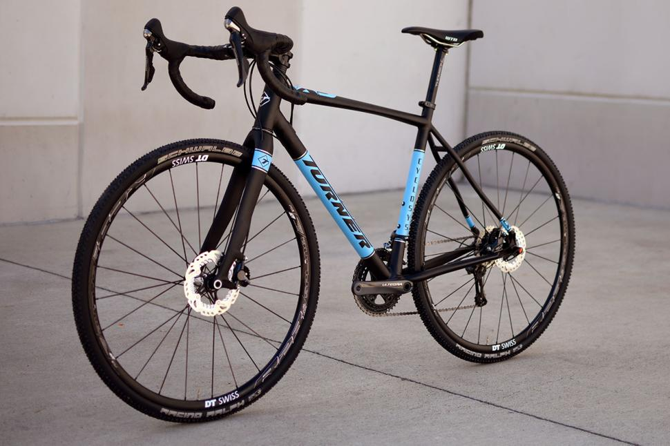 Turner Bikes Get Into Cyclocross With New Cyclosys Road Cc