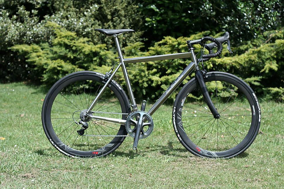 Van Nicholas Astraeus full bike