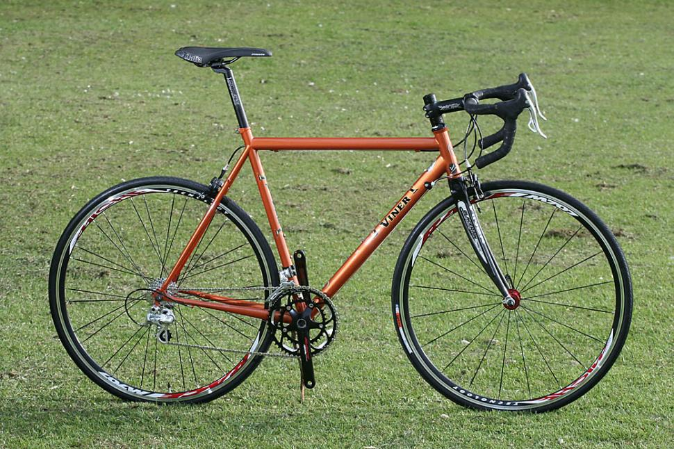 Viner Light Audax full bike