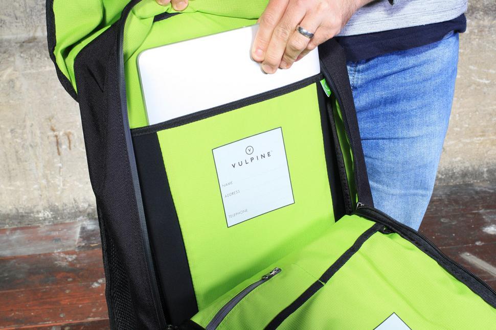 8d1cfe26b059 Vulpine Laptop Commuter Backpack - laptop sleeve