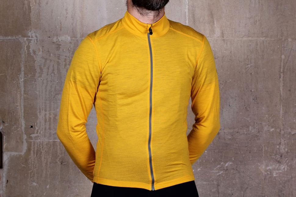 Vulpine Long Sleeve Merino Alpine Jersey