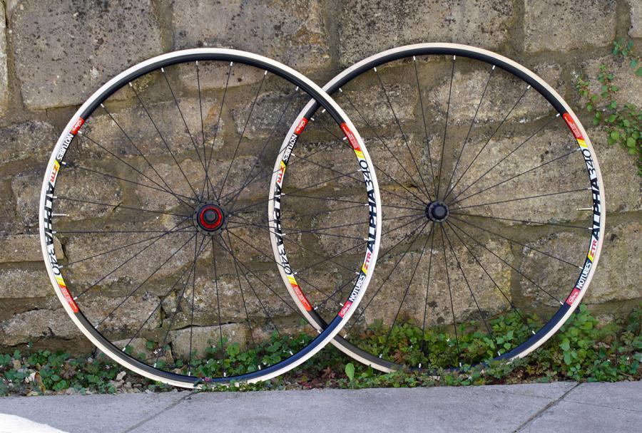 Stans NoTubes Alpha 340 Wheelset