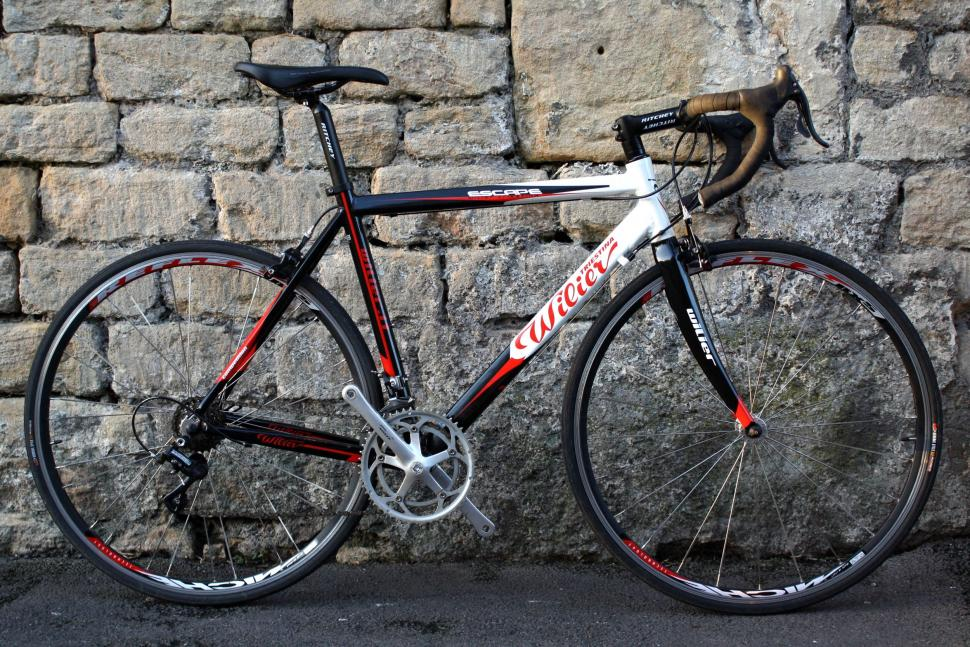 8 Wilier Escape Xenon 79900 Not The Lightest Or Prettiest But A