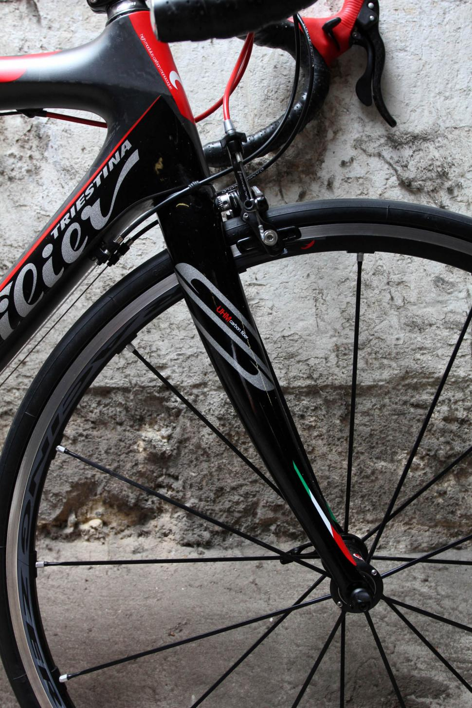 Review Wilier Zero 7 Road Bike Road Cc