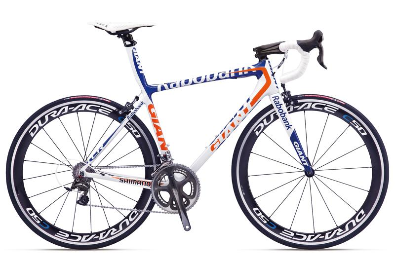 Bikes of the UCI WorldTour 2012  Giant TCR Advanced SL of Team Rabobank 649b0cbd1