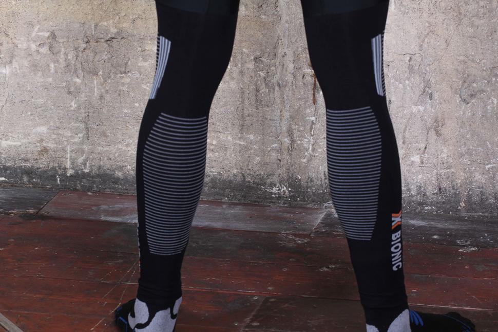X-BIONIC Leg Warmer - back detail