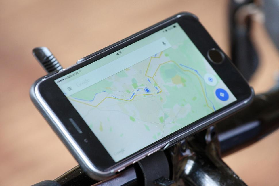 GPS cycle route planning made easy - how to plan and follow a bike