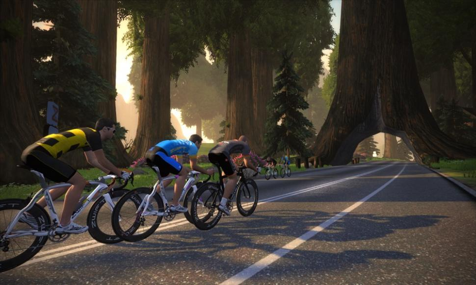 Get started with Zwift and make your home trainer sessions