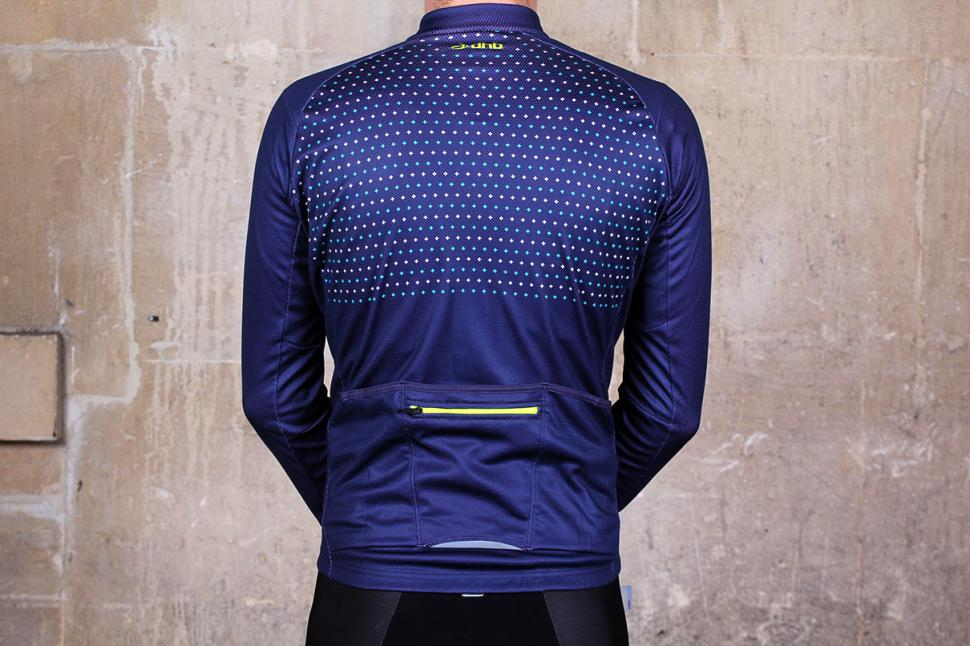 Review  Dhb Blok Micro Roubaix Long Sleeve Jersey  d51c388c9