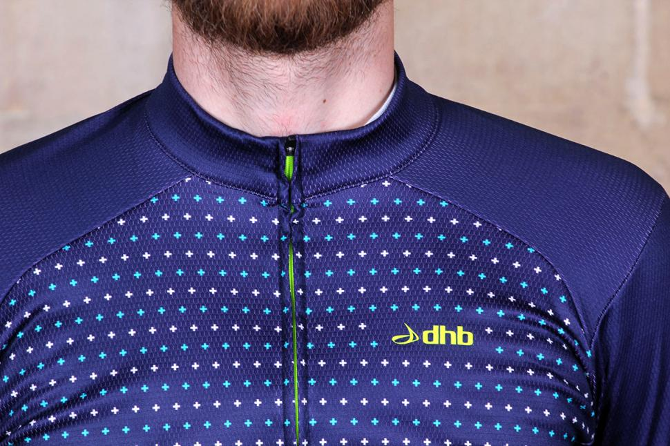 1c6a3cb5a Review  Dhb Blok Micro Roubaix Long Sleeve Jersey