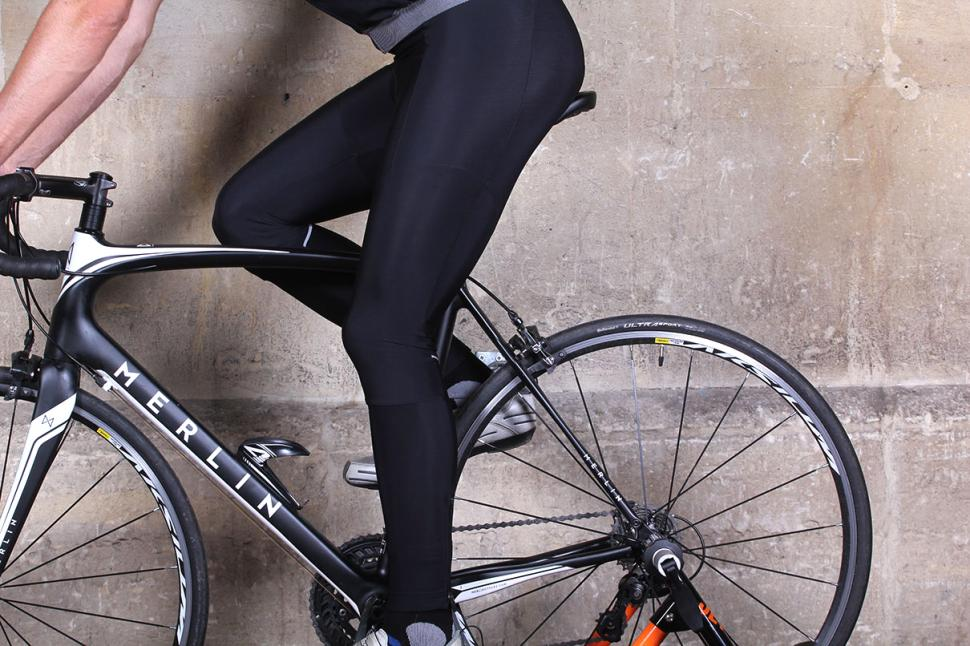 dhb Classic Roubaix Bib Tights - riding