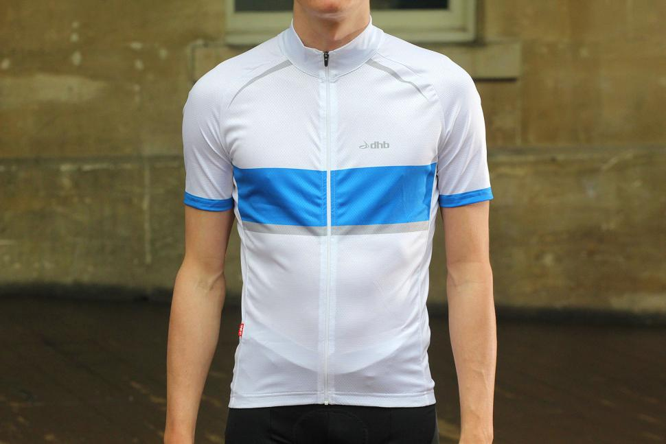 Review  dhb Classic Short Sleeve Jersey  7f0776246