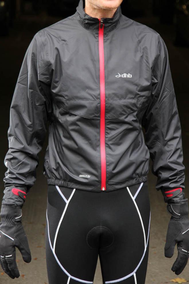 Review: dhb EQ2 5 Waterproof Jacket   road cc