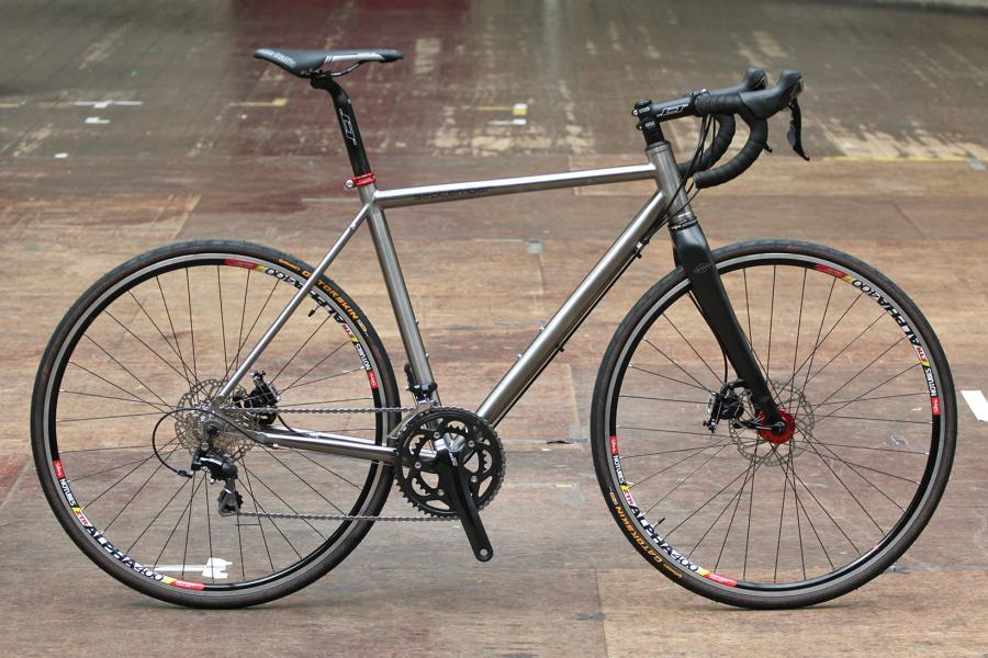 Terrific Titanium 12 Of The Loveliest Titanium Road Bikes