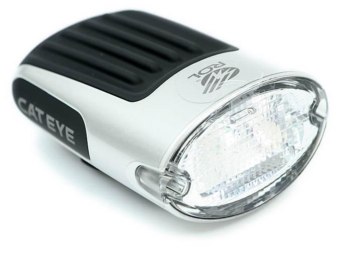 Cateye EL600RC front light