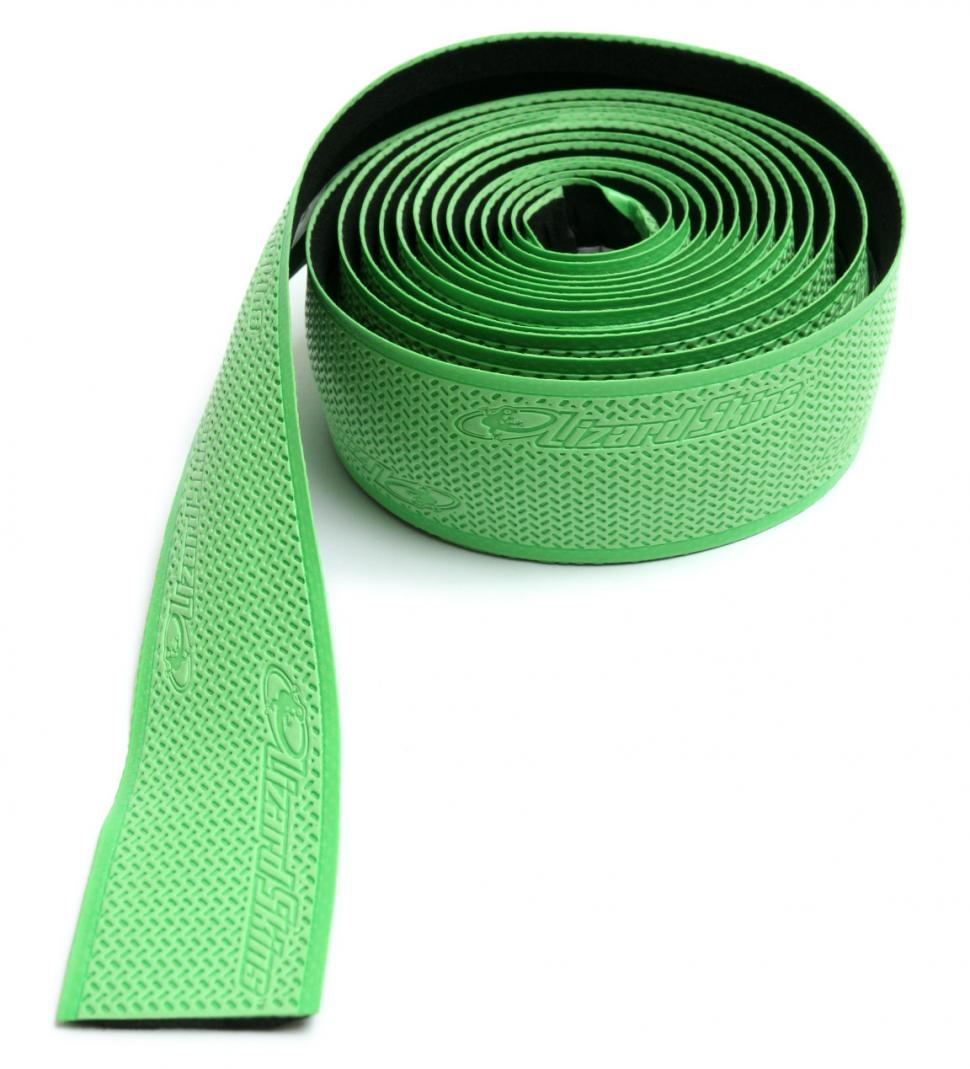 Black-Green Lizard Skins DSP 2.5 Mm Bar Tape