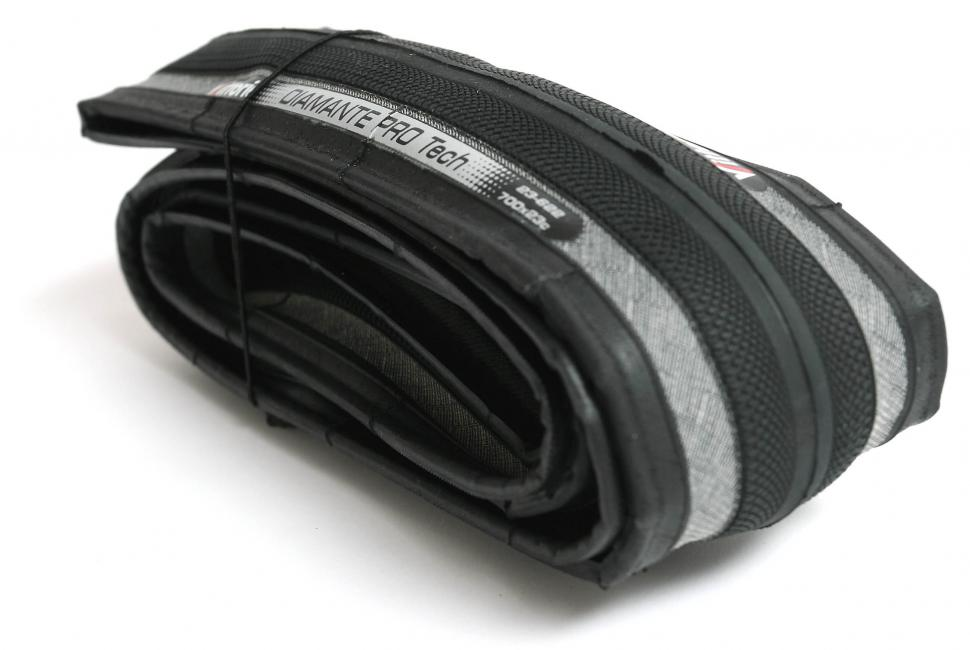 Vittoria Diamante Pro Tech folding tyre