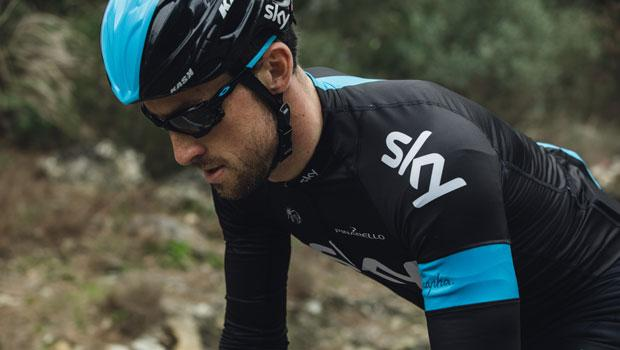 team sky jersey action