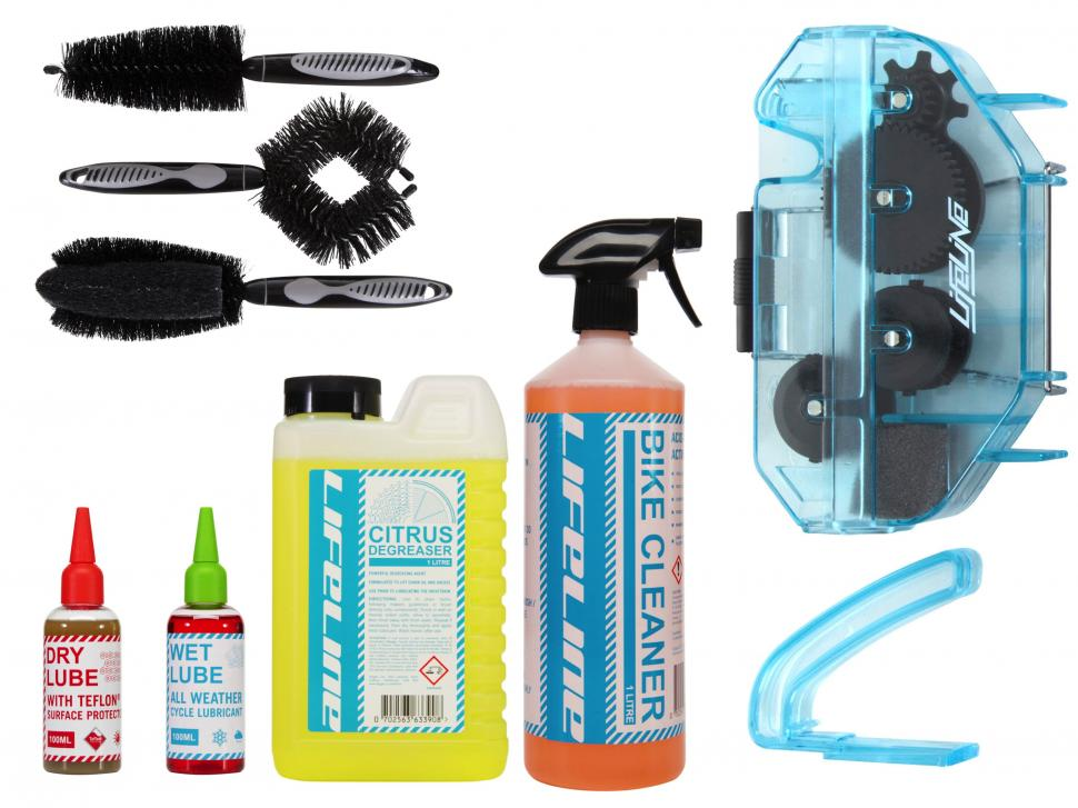 wiggle launches new lifeline bicycle cleaning products and lubes ...