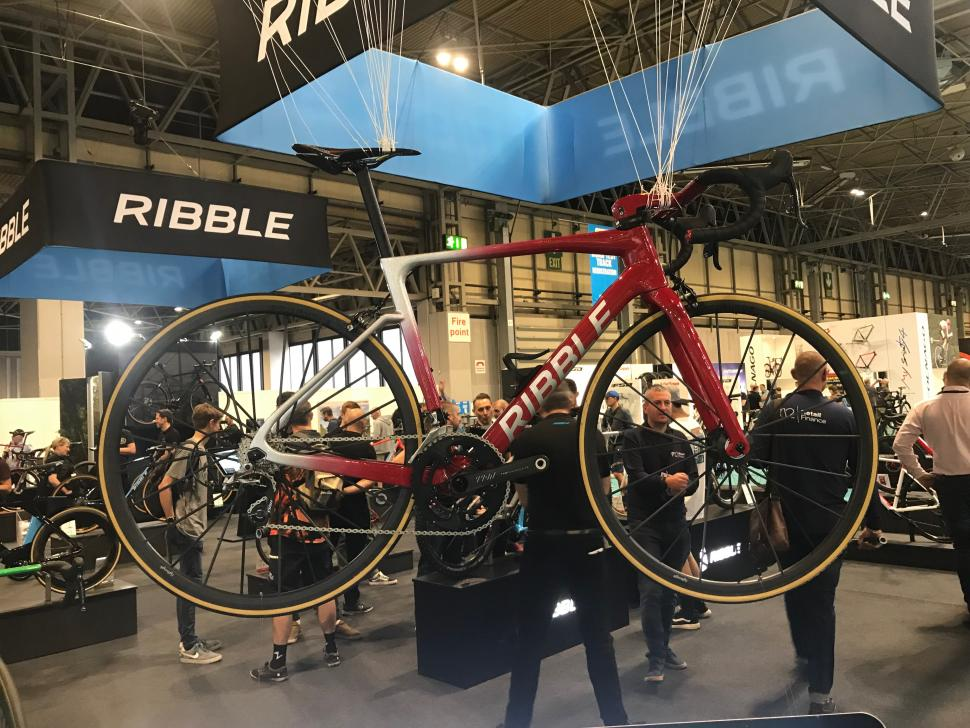 Cycle show 2019 ribble balloons