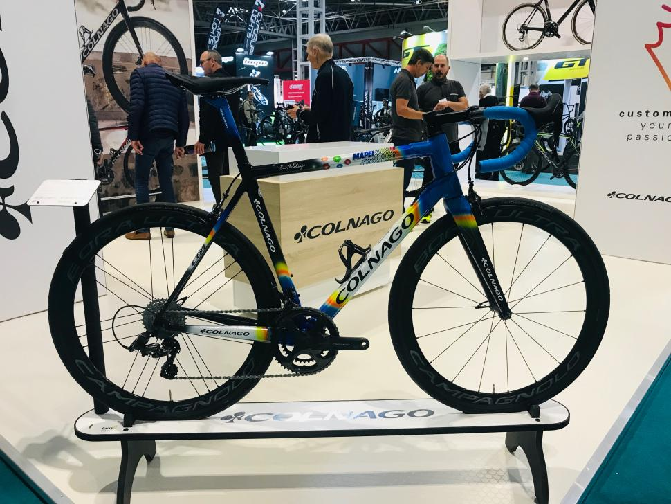 Cycle show 2019 colnago