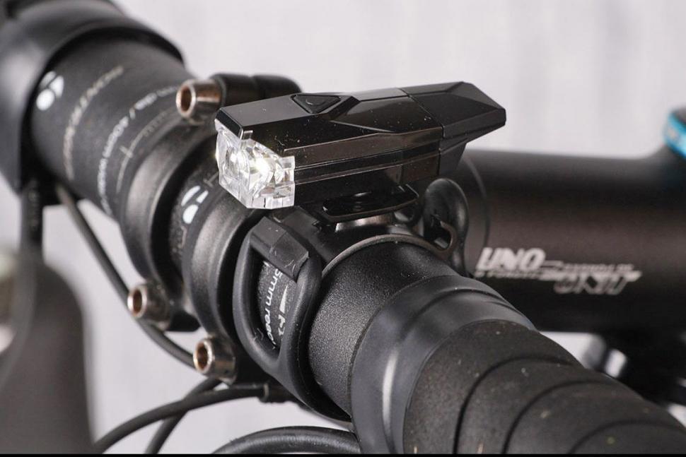 Infini Mini-Lava rechargeable USB front light