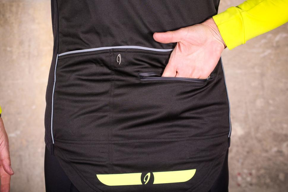 Isadore Womens Merino Membrane Soft Shell Vest - pocket 1.jpg